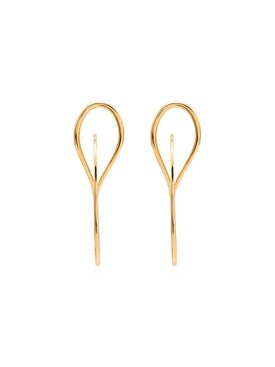 Charlotte Chesnais - Pair Needle Hoop Earrings - Women