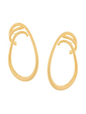 Charlotte Chesnais - Round Trip Maxi Earrings - Women