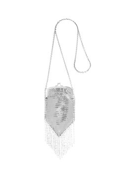 Paco Rabanne - Pampilles Chain Crossbody Bag - Women