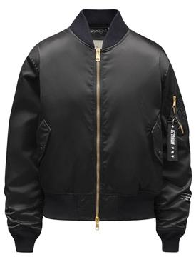 7 Moncler FRGMT Hiroshi Fujwara Rassos Bomber Jacket