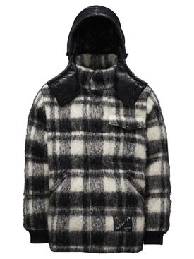7 Moncler FRGMT Hiroshi Fujwara Lich Jacket Charcoal