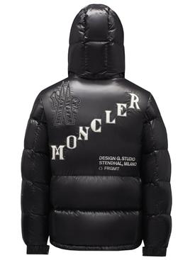 7 Moncler FRGMT Hiroshi Fujwara Keidh Jacket Black