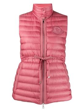 Pink Azur Gilet Vest
