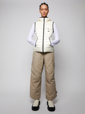 GLYCO HOODED DOWN GILET