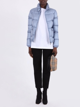 Light blue Lannic puffer jacket