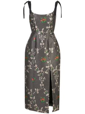 Floral Print Monroe Corset Dress