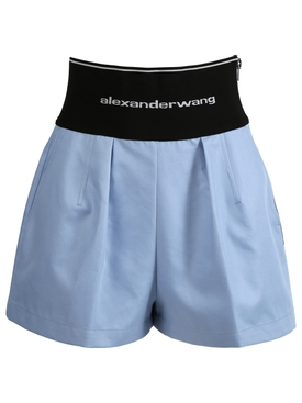 Logo Safari short, OXFORD BLUE