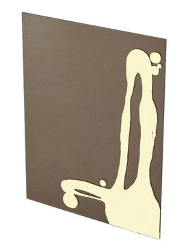 x Sabine Marcelis Mirrors Bronze Mirror + Yellow Splash Medium