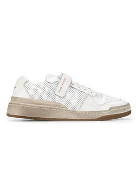 Saint Laurent - Sl24 Low Top Sneakers White - Men