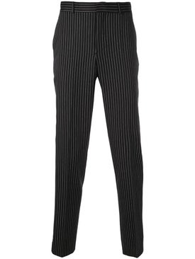 Sss World Corp - Pinstripe Trousers - Men