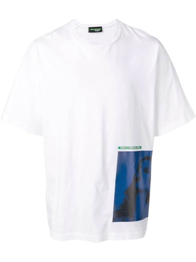 Mert & Marcus 1994 x Dsquared2 graphic print t-shirt