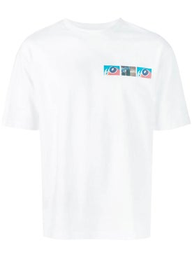 Calvin Klein Jeans Est.1978 - White Logo T-shirt - Men