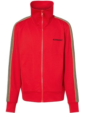 Burberry - Icon Stripe Detail Track Top - Men