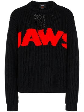Calvin Klein 205w39nyc - Jaws Knitted Sweater - Men