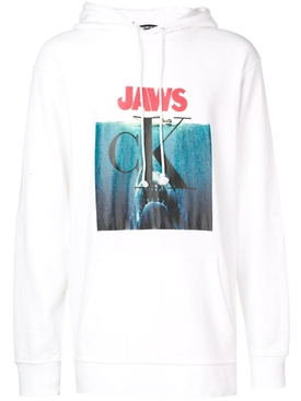 Jaws Hoodie WHITE