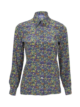 Lhd - Star Island Blouse Multicolor - Clothing