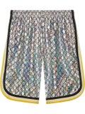 Gucci - Silver Basketball Shorts - Men