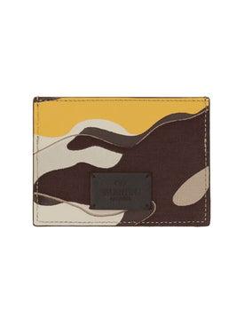 Valentino - Camo Card Holder - Men