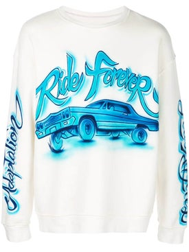 Adaptation - Graffiti Sweatshirt - Clothing