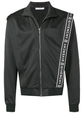 Givenchy - Logo Jacket Black - Men