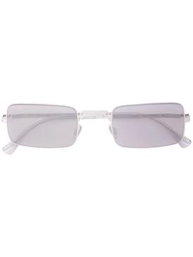 Square lens sunglasses