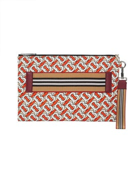 Burberry - Monogram Pouch - Women