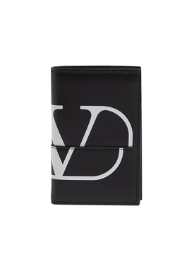 Logo card holder case