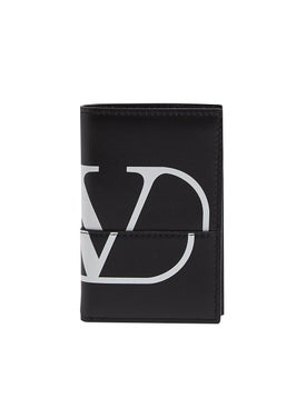 Valentino Garavani - Logo Card Holder Case - Wallets