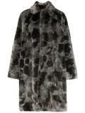 Balenciaga - Faux Fur Opera Coat - Men