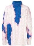 Balenciaga - Tie-dye Knit Sweater - Men
