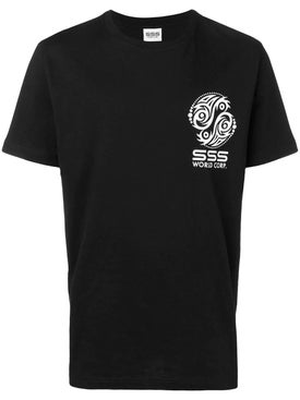 Sss World Corp - Malcolm Logo T-shirt - Men