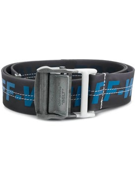 Off-white - Pvc Industrial Belt - Women
