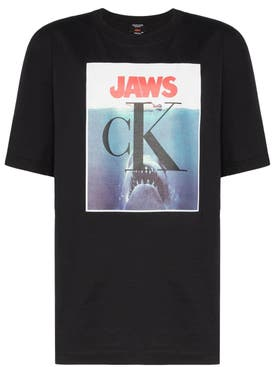 Calvin Klein 205w39nyc - Jaws T-shirt Black - Men