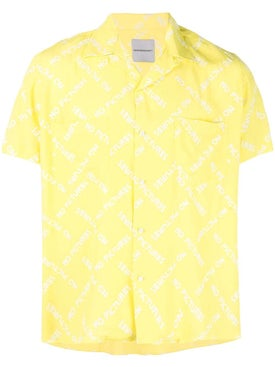 Nasaseasons - No Pictures Button Up Shirt - Men