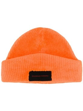 Alexanderwang - 'chyna Town' Beanie Orange - Women