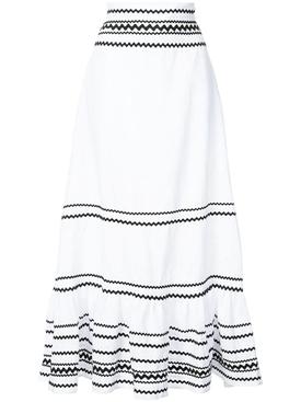 Ric Rac Fiesta Maxi Skirt