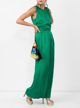 Rebecca De Ravenel - The Dahlia Jumpsuit - Women