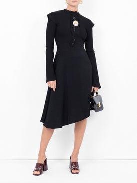 Ellery - Asymmetric Flared Dress - Women