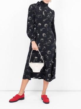 Co - Printed Silk Dress - Women