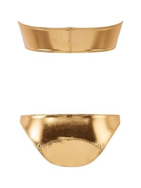 LEIGH BIKINI GOLD