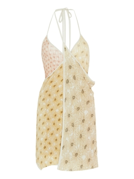 Daisy Print La Robe Boca Dress