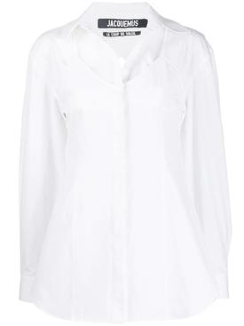 La Chemise Vansole Top White