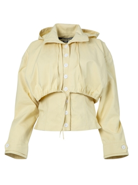 La Veste Mimosa Hooded Jacket