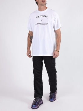 The Others Tour t-shirt WHITE