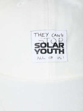 SOLAR YOUTH CAP WHITE