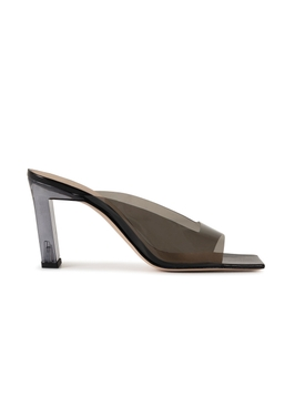 Clear Shadow Isa Sandal