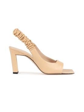 Cashew Isa Slingback Sandals