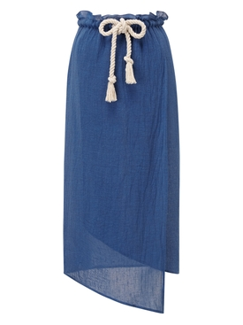 VICTOR MAXI SKIRT