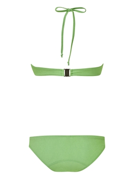 Green Amber Bikini