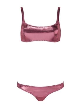 KK Pink PVC Bikini